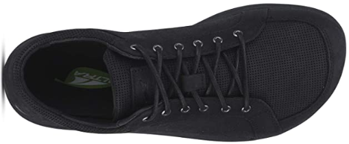 ALTRA Men's CAYD Sneaker Birds Eye View
