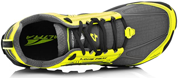 Altra Lone Peak 4.0 Running Shoe Upper