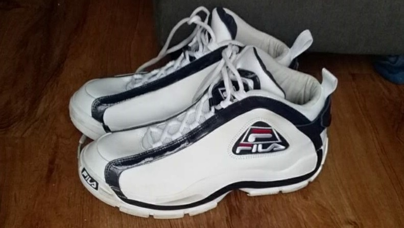 FILA Shoes Side View