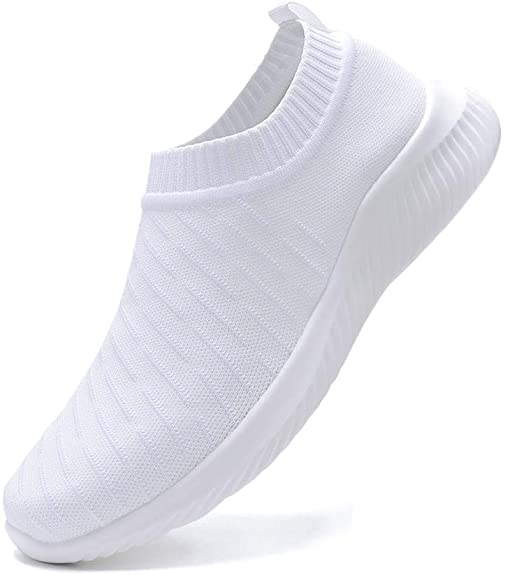 FUDYNMALC Men's Fashion Walking Sock Shoes