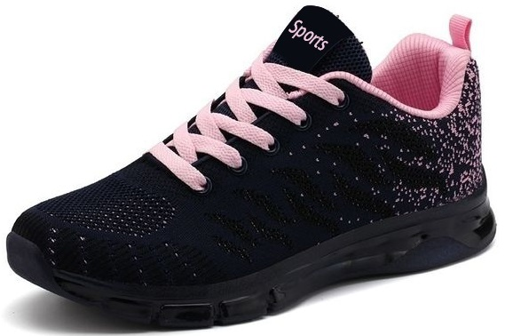 Fashion Casual Women Sport Shoes Breathable Running Shoes