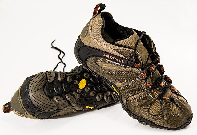Hiking Shoe Sole