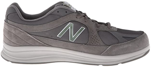 New Balance Men's MW877 Walking Shoe Side View