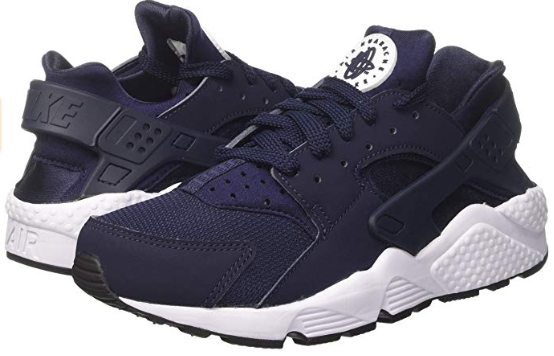 Nike Air Huarache Obsidian/Black/White