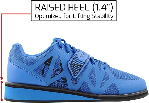 Nordic Lifting Shoe Side