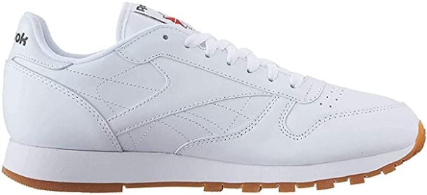 Reebok Classic Leather Fashion Sneaker