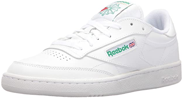Reebok Club C 85 Casual Everyday Wear Shoes, Fashion Sneakers